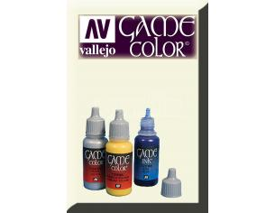 VALLEJO GAME COLOR OFF WHITE 72101 COLORI