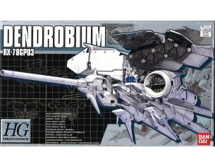 BANDAI MODEL KIT HGUC RX-78 GP03 DENDROBIUM 1/550 MODEL KIT