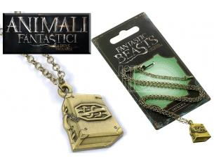 CARAT ANIMALI FANTASTICI  SUITCASE NECKLACE COLLANA