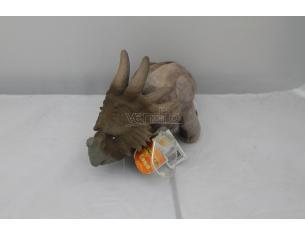 Peluche Triceratopo  con testa in plastica 20 cm Disney Dinosauri
