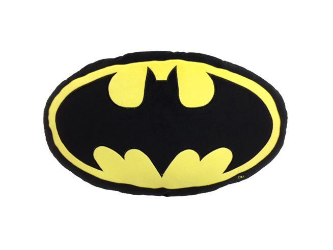 SD TOYS BATMAN OVAL SHAPE CUSHION CUSCINO