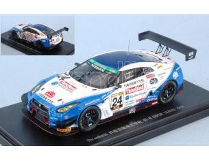 Ebbro EB45682 NISSAN GT-3 N.24 2nd SUPER TAIKYU 2018 KONDO RACING 1:43 Modellino