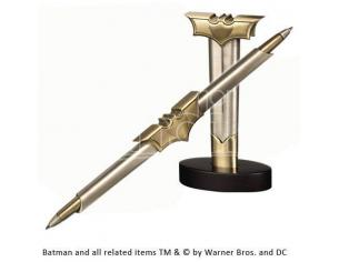 Penna stilo con Stemma Batman Il Cavaliere Oscuro Noble Collection