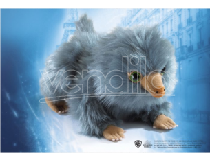 Peluche Baby Snaso Niffler Plush grigio Animali Fantastici Noble Collection