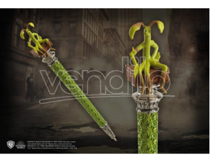 Penna con figura Bowtruckle in cima Animali Fantastici Noble Collection
