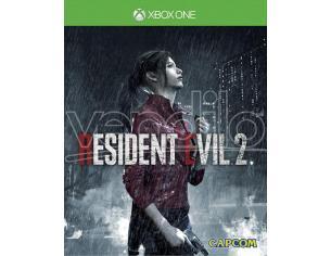 RESIDENT EVIL 2 LENTICULAR ED. AZIONE - XBOX ONE