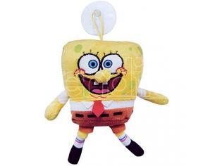 Nickelodeon - Spongebob Peluche con ventosa 20cm circa