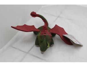 SPIN MASTER - Peluches Dragon Trainer 2 Drago verde e marrone