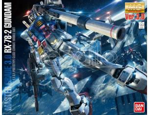 BANDAI MODEL KIT MG GUNDAM RX-78-2 VER 3.0 1/100 MODEL KIT