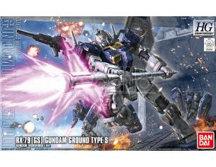 BANDAI MODEL KIT HG GUNDAM GROUND TYPE THUNDERBOLT 1/144 MODEL KIT