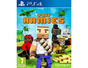 8 BIT ARMIES AZIONE - PLAYSTATION 4
