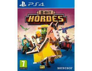 8 BIT HORDES AZIONE - PLAYSTATION 4