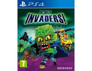 8 BIT INVADERS AZIONE - PLAYSTATION 4