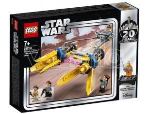 LEGO STAR WARS 75258 - SGUSCIO DI ANAKIN - EDIZIONE 20° ANNIVERSARIO