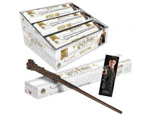 Box 9 Bacchette dei personaggi di Harry Potter da collezionare Noble Collection