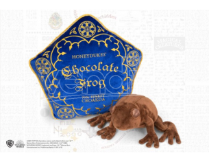 Harry Potter - Peluche e Cuscino Rana di Cioccolato Noble Collection
