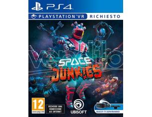 SPACE JUNKIES AZIONE - PLAYSTATION 4