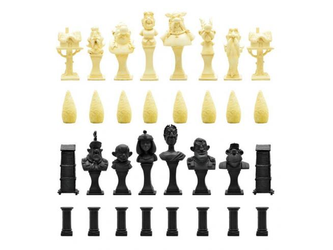 PLASTOY ASTERIX CHESS SET SCACCHIERA