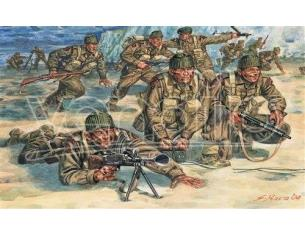 Italeri IT6064 BRITISH COMMANDOS KIT 1:72 Modellino
