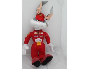 Disney - Peluche Bugs Bunny PIlota F1 80cm