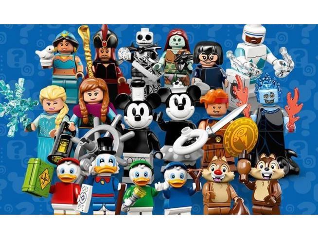 LEGO 71024 MINIFIGURES DISNEY A SORPRESA