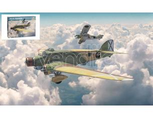 Italeri IT1388 SM 81 PIPISTRELLO KIT 1:72 Modellino