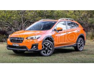 SunStar SS5571 SUBARU XV ORANGE 1:18 Modellino