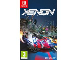 XENON RACER GUIDA/RACING - NINTENDO SWITCH