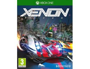 XENON RACER GUIDA/RACING - XBOX ONE