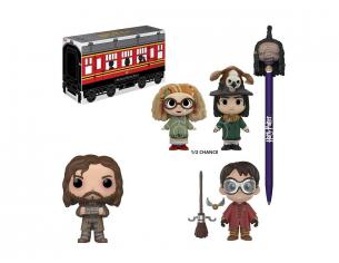 Harry Potter  Funko  Hogwarts Express Box 3 Personaggi Di Cui Uno A Sorpresa