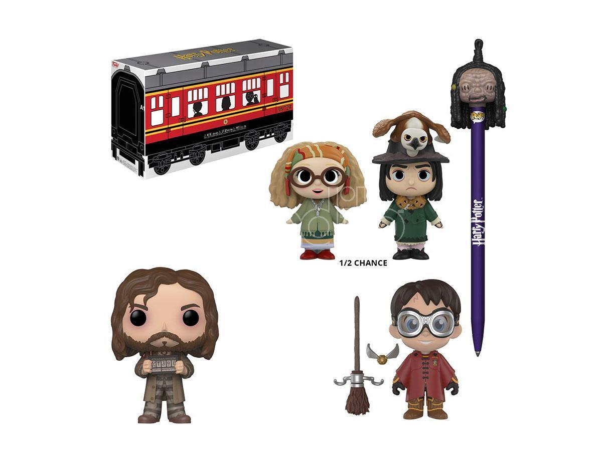 Funko Harry Potter Hogwarts Express Box 3 Personaggi di cui uno a sorpresa