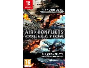 AIR CONFLICTS COLLECTION SIMULAZIONE - NINTENDO SWITCH