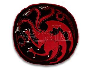 CUSCINO GAME OF THRONES - TARGARYEN GADGET
