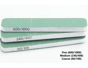 VALLEJO FLEXISANDER DUAL GRIT x3 (90x19x6mm) ACCESSORI PER MODELLISMO