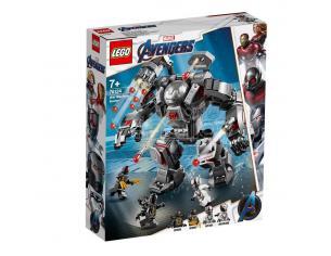 Lego Marvel Super Heroes 76124 - Avengers: War Machine Bustoer