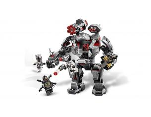LEGO MARVEL SUPER HEROES 76124 - AVENGERS: WAR MACHINE BUSTER