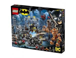 LEGO DC COMICS SUPER HEROES 76122 - CLAYFACE E L'INVASIONE DELLA BAT-CAVERNA