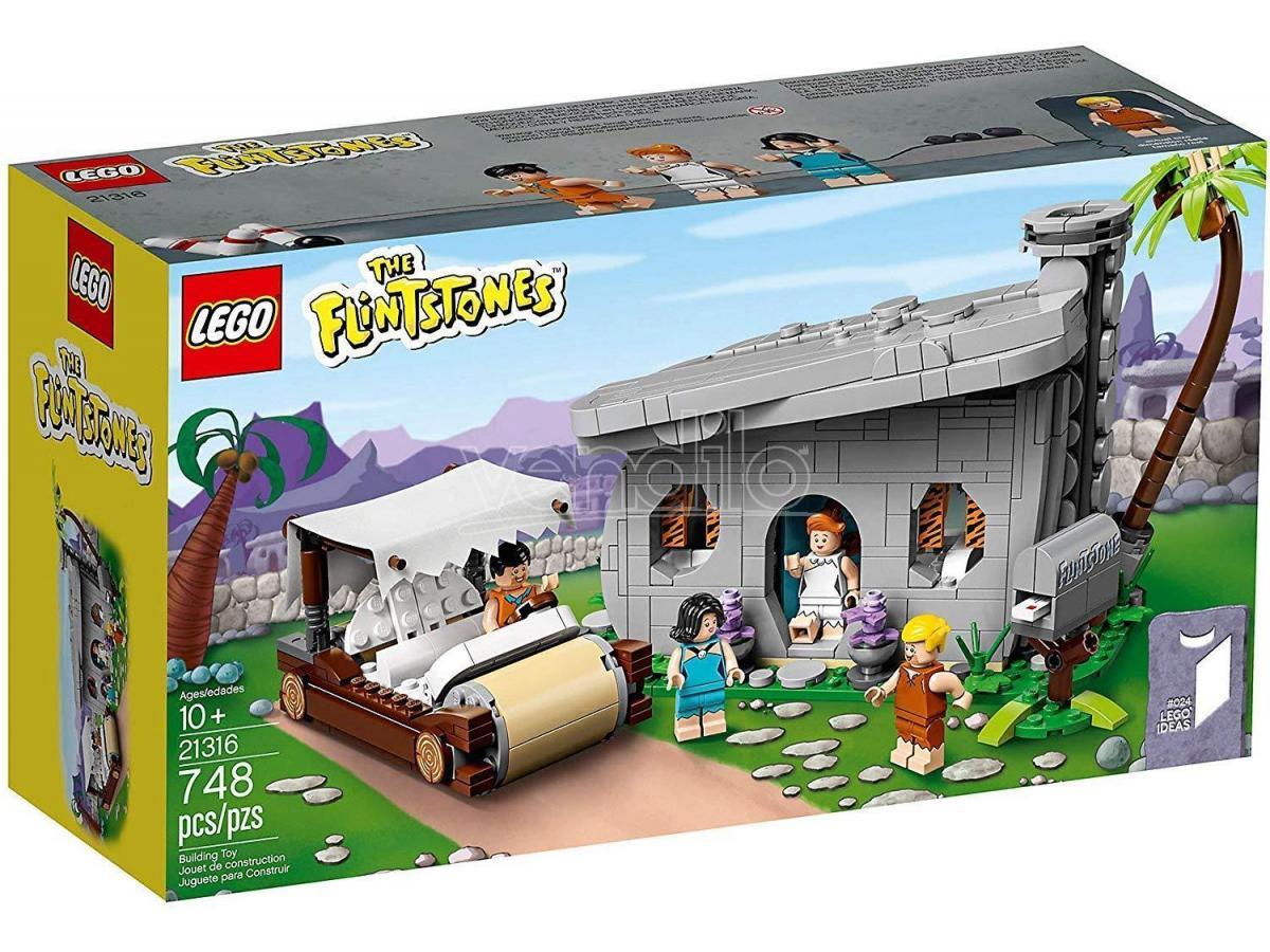 LEGO IDEAS 21316 - THE FLINSTONES