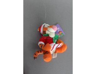 GALVAS - Winnie The Pooh Tigro Natalizio Peluche 10cm circa si può appendere
