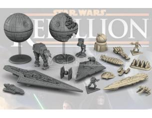ASTERION STAR WARS REBELLION GIOCO DA TAVOLO