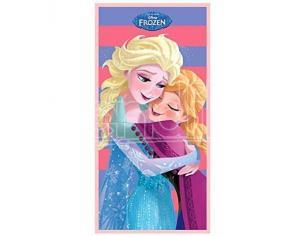 Asciugamano Telo Mare Palestra Piscina Frozen Telo Mare 70 X 140 Cm