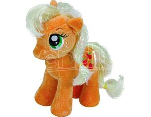 TY T41013 - Peluche My Little Pony Apple Jack arancione 18cm