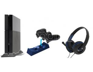 HORI ESSENTIAL STARTER KIT PS4 PACK