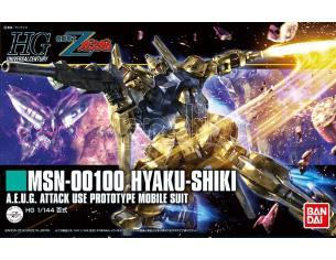 BANDAI MODEL KIT HGUC HYAKU-SHIKI REVIVE 1/144 MODEL KIT