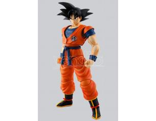 BANDAI MODEL KIT FIGURE RISE SON GOKU MODEL KIT