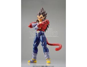 Bandai Model Kit Figura Rise Super Saiyan 4 Vegeta Model Kit