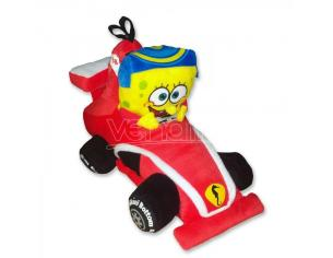 Spongebob Sulla Formula 1 40 cm peluche