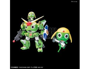 BANDAI MODEL KIT KERORO PLAMO COLL KERORO & KERORO ROBO MODEL KIT