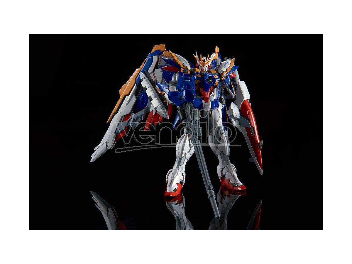 BANDAI MODEL KIT MG GUNDAM WING EW HI RESOLUTION 1/100 MODEL KIT