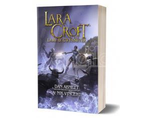 LARA CROFT E LA LAMA DI GWYNNEVER LIBRI/ROMANZI - GUIDE/LIBRI